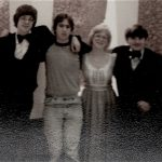 NY All State Festival, 1983 with friends from my summer at The Eastman School of Music