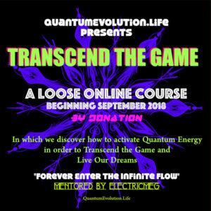 Quantum Evolution: Transcend the Game Online Course