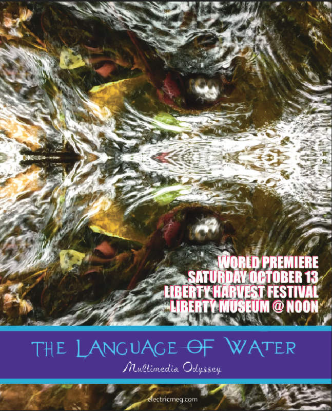 The Language of Water premieres October 13th