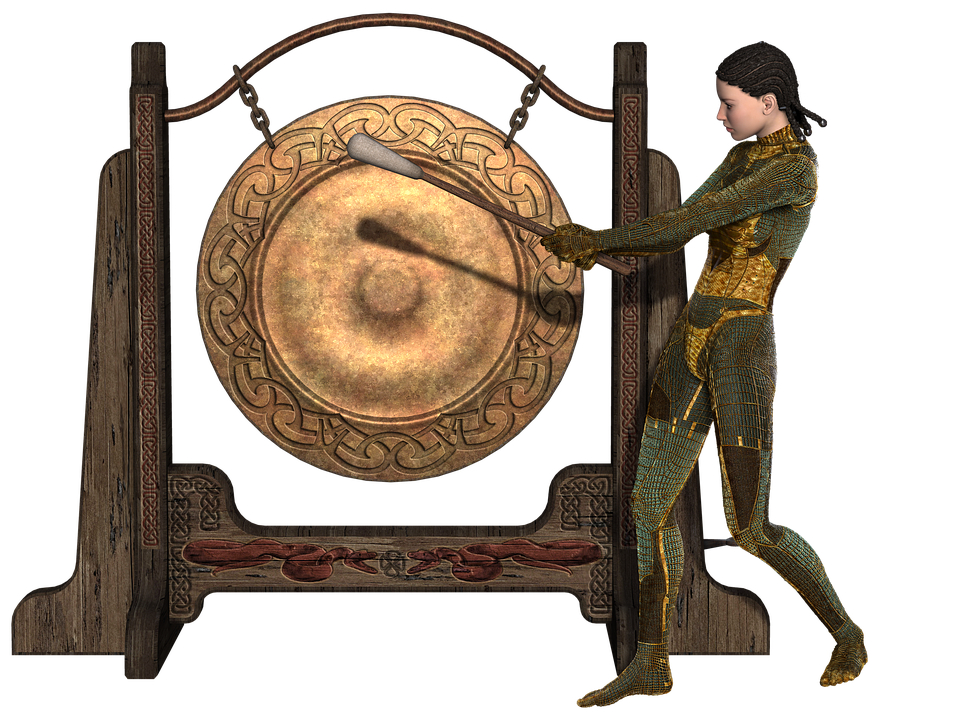 The Quantumness of Gong